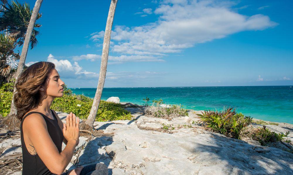 Tulum Yoga Beach