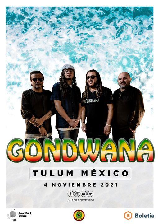 Godwana en Tulum